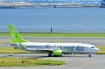 Dojalanaさんが、羽田空港で撮影したソラシド エア 737-86Nの航空フォト(写真)