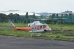 あきらっすさんが、調布飛行場で撮影した和歌山県防災航空隊 412EPの航空フォト(写真)