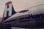 KOMAKIYAMAさんが、成田国際空港で撮影したヘビーリフト・カーゴ・エアラインズ CL-44の航空フォト(写真)