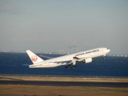 JALが好き。さんが、羽田空港で撮影した日本航空 777-246の航空フォト(飛行機 写真・画像)