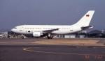 ハミングバードさんが、名古屋飛行場で撮影したドイツ空軍 A310-304の航空フォト(飛行機 写真・画像)