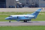 yabyanさんが、名古屋飛行場で撮影した航空自衛隊 U-125A (BAe-125-800SM)の航空フォト(飛行機 写真・画像)