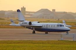 北の熊さんが、新千歳空港で撮影したJet Care Inc 1124A Westwind IIの航空フォト(飛行機 写真・画像)