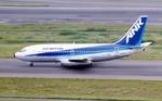 JA8094さんが、伊丹空港で撮影したエアーニッポン 737-281/Advの航空フォト(写真)