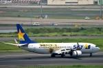 吉田高士さんが、羽田空港で撮影したスカイマーク 737-86Nの航空フォト(写真)
