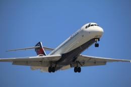 DREAMWINGさんが、ロサンゼルス国際空港で撮影したデルタ航空 717-2BDの航空フォト(飛行機 写真・画像)