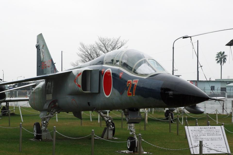 kanade/Ryo@S.O.R.A.さんの航空自衛隊 Mitsubishi T-2 (89-5196) 航空フォト