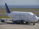 LEXUS787さんが、中部国際空港で撮影したボーイング 747-4H6(LCF) Dreamlifterの航空フォト(写真)