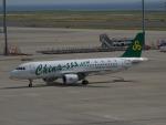 LEXUS787さんが、中部国際空港で撮影した春秋航空 A320-214の航空フォト(写真)