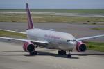 yabyanさんが、中部国際空港で撮影したオムニエアインターナショナル 777-2U8/ERの航空フォト(飛行機 写真・画像)