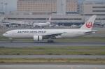 amagoさんが、羽田空港で撮影した日本航空 777-289の航空フォト(写真)