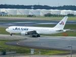 まさ773さんが、成田国際空港で撮影したジェット・アジア・エアウェイズ 767-2J6/ERの航空フォト(写真)
