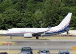 Bokuranさんが、ボーイングフィールドで撮影したボーイング 737-7BC BBJの航空フォト(写真)