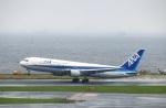 まさ773さんが、羽田空港で撮影した全日空 767-381の航空フォト(写真)