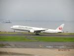 まさ773さんが、羽田空港で撮影した日本航空 777-346の航空フォト(写真)