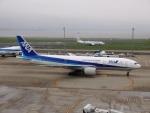 まさ773さんが、羽田空港で撮影した全日空 777-281/ERの航空フォト(写真)