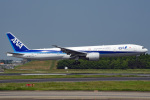 tsubasa0624さんが、成田国際空港で撮影した全日空 777-381/ERの航空フォト(飛行機 写真・画像)