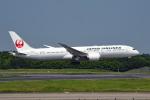 tsubasa0624さんが、成田国際空港で撮影した日本航空 787-9の航空フォト(写真)