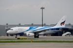 ハピネスさんが、関西国際空港で撮影したバンコクエアウェイズ A319-132の航空フォト(飛行機 写真・画像)
