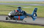 asuto_fさんが、大分空港で撮影した宮崎県警察 EC135T2+の航空フォト(写真)