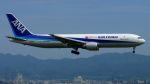 Chikaの航空見聞録さんが、関西国際空港で撮影した全日空 767-381F/ERの航空フォト(写真)