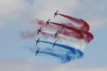 Hikobouzさんが、ル・ブールジェ空港で撮影したフランス空軍 Alpha Jet Eの航空フォト(飛行機 写真・画像)