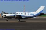 Chofu Spotter Ariaさんが、羽田空港で撮影したイギリス個人所有 TBM-850 (700N)の航空フォト(飛行機 写真・画像)