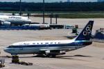 菊池 正人さんが、フランクフルト国際空港で撮影したオリンピック航空 737-284/Advの航空フォト(写真)