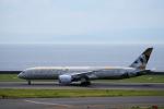 yabyanさんが、中部国際空港で撮影したエティハド航空 787-9の航空フォト(写真)