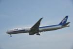 kumagorouさんが、仙台空港で撮影した全日空 777-381/ERの航空フォト(飛行機 写真・画像)