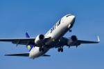 パンダさんが、羽田空港で撮影したスカイマーク 737-8FZの航空フォト(飛行機 写真・画像)