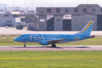 delawakaさんが、名古屋飛行場で撮影したフジドリームエアラインズ ERJ-170-100 (ERJ-170STD)の航空フォト(写真)