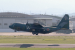 delawakaさんが、名古屋飛行場で撮影した航空自衛隊 C-130H Herculesの航空フォト(写真)
