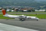 delawakaさんが、出雲空港で撮影した日本エアコミューター DHC-8-402Q Dash 8の航空フォト(写真)