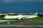 台湾桃園国際空港 - Taiwan Taoyuan International Airport [TPE/RCTP]で撮影されたキャセイパシフィック航空 - Cathay Pacific Airways [CX/CPA]の航空機写真