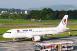 菊池 正人さんが、チューリッヒ空港で撮影したオヌール・エア A320-212の航空フォト(写真)