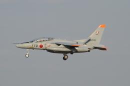 はみんぐばーどさんが、千歳基地で撮影した航空自衛隊 T-4の航空フォト(飛行機 写真・画像)