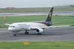 pringlesさんが、関西国際空港で撮影したUPS航空 757-24APFの航空フォト(写真)