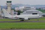 yabyanさんが、名古屋飛行場で撮影した航空自衛隊 767-2FK/ERの航空フォト(飛行機 写真・画像)