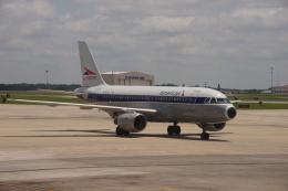 takeshifangさんが、シャーロット ダグラス国際空港で撮影したアメリカン航空 A319-112の航空フォト(飛行機 写真・画像)
