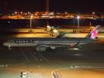 51ANさんが、羽田空港で撮影したカタール航空 A350-941XWBの航空フォト(写真)