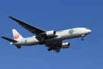 hnd22さんが、羽田空港で撮影した日本航空 777-246の航空フォト(写真)