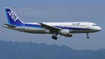 Chikaの航空見聞録さんが、関西国際空港で撮影した全日空 A320-211の航空フォト(写真)