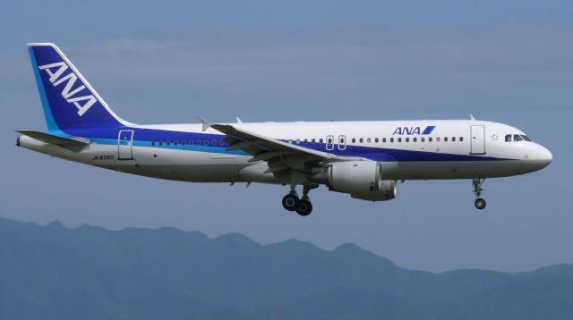 cathay451さんが、関西国際空港で撮影した全日空 A320-211の航空フォト(飛行機 写真・画像)