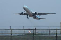 kij niigataさんが、新潟空港で撮影した大韓航空 A330-322の航空フォト(写真)