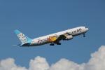 らっしーさんが、羽田空港で撮影したAIR DO 767-381の航空フォト(写真)