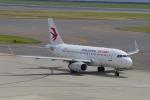 yabyanさんが、中部国際空港で撮影した中国東方航空 A319-132の航空フォト(写真)