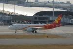 よしポンさんが、関西国際空港で撮影した香港航空 A320-214の航空フォト(写真)