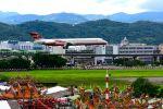 台北松山空港 - Taipei Songshan Airport [TSA/RCSS]で撮影された遠東航空 - Far Eastern Air Transport [FE/FAT]の航空機写真