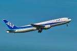 delawakaさんが、羽田空港で撮影した全日空 767-381の航空フォト(写真)